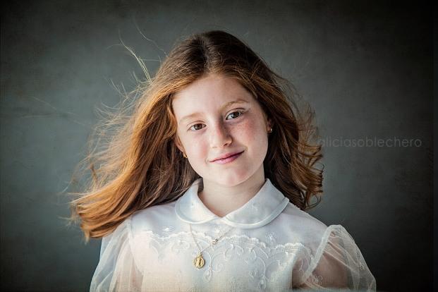 Alicia soblechero fotografia comuniones 2015